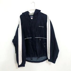 Vintage Tommy Hilfiger Logo Rain Jacket